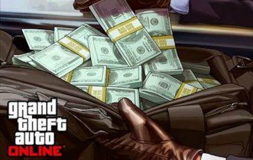 Truco GTA 5 Online: Dinero infinito