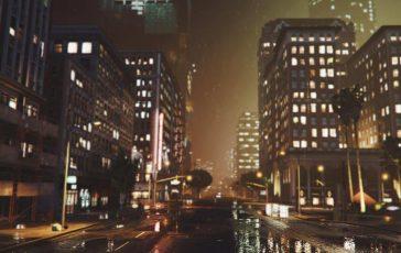 Estas instantáneas de GTA V de PC ¿Realidad o ficción? 3