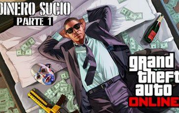 La Actualización Dinero Sucio: Parte I para GTA V Online llegará dia 10 de junio