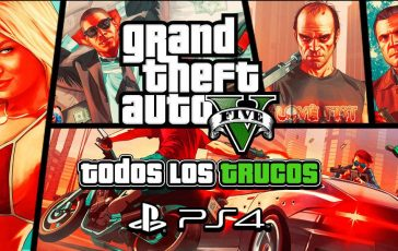Trucos de GTA 5 para Play Station 4