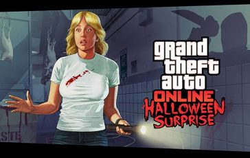 Surpresa de Halloween en Grand Theft Auto Online