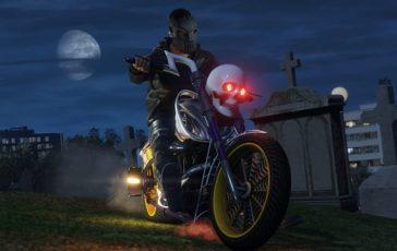 GTA Online, bonificaciones de aniversario, nuevos vehículos y especial Halloween