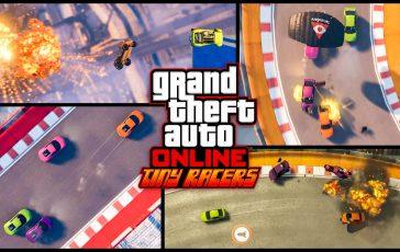Tiny Racers disponible el 25 de abril en GTA Online