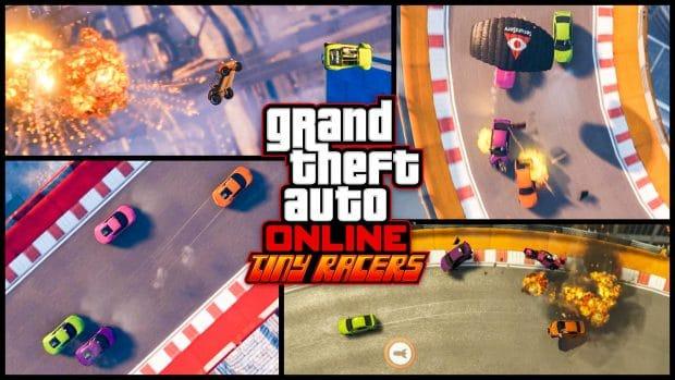GTA Online está lleno de Modos Abandonados 1