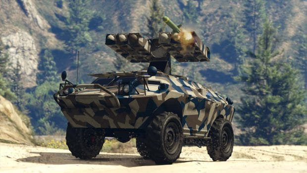 Primeros detalles y pantallas del nuevos DLC en GTA Online: Tráfico de Armas 3