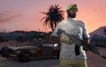 Primeros detalles y pantallas del nuevos DLC en GTA Online: Tráfico de Armas