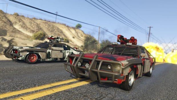 Primeros detalles y pantallas del nuevos DLC en GTA Online: Tráfico de Armas 5