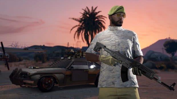 Primeros detalles y pantallas del nuevos DLC en GTA Online: Tráfico de Armas 1