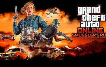 GTA Online anuncia su expansión Smuggler's Run