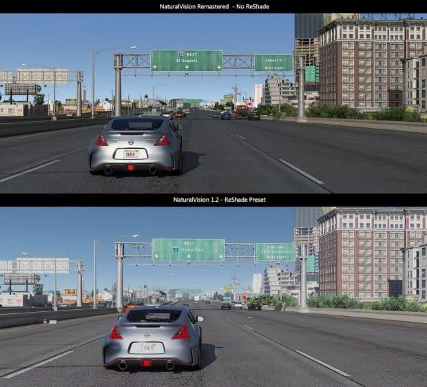 El Mod de GTA V NaturalVision Remastered que enseña una realidad increible 2