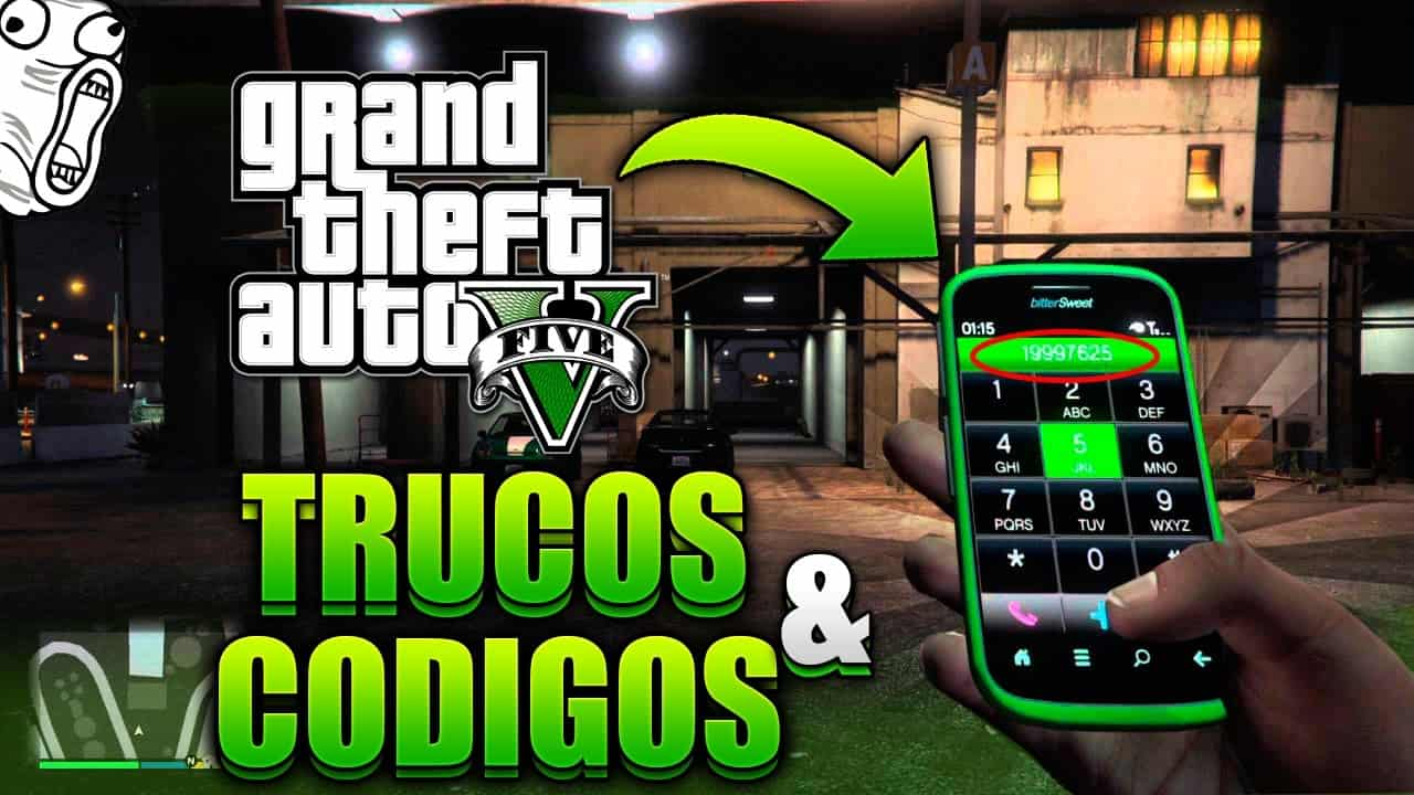 Trucos De Grand Theft Auto 5 Para Xbox 360 Trucos Gta