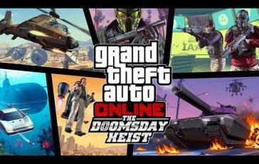 GTA Online anuncia nuevo dlc: Golpe del juicio Final llega el 12 de diciembre