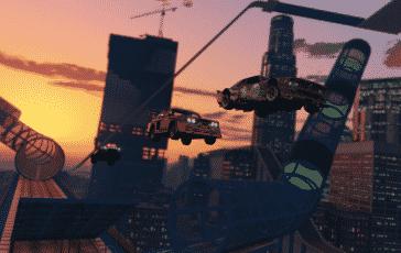 GTA Online está lleno de Modos Abandonados