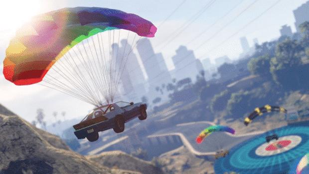 GTA Online está lleno de Modos Abandonados 2