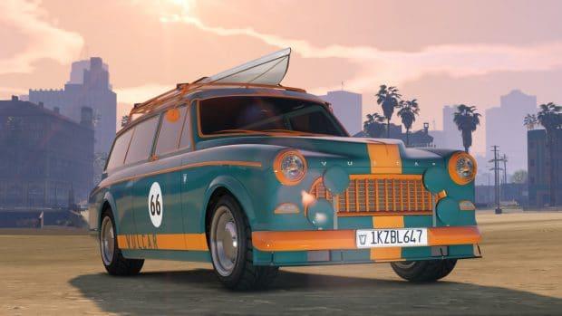 Nueva actualización para GTA Online: San Andreas Super Sport Series 6