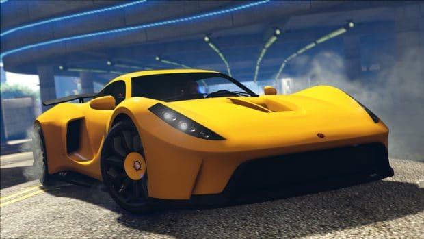 Nueva actualización para GTA Online: San Andreas Super Sport Series 2