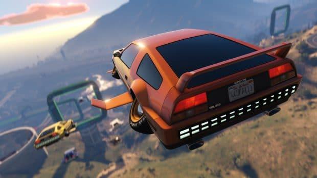 Nueva actualización para GTA Online: San Andreas Super Sport Series 8