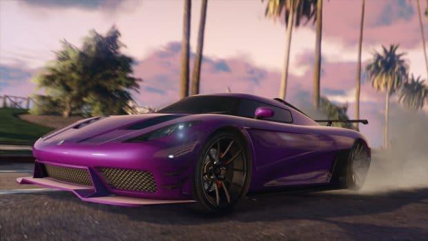 Nueva actualización para GTA Online: San Andreas Super Sport Series 4