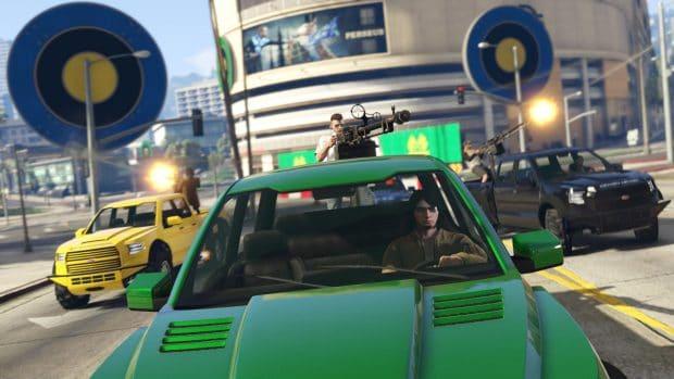 Nueva actualización para GTA Online: San Andreas Super Sport Series 7