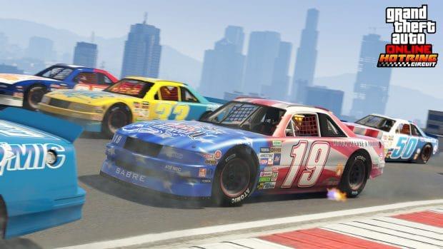 Nueva actualización para GTA Online: San Andreas Super Sport Series 1