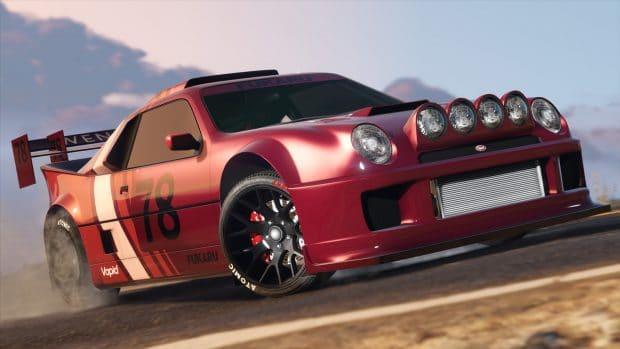 Nueva actualización para GTA Online: San Andreas Super Sport Series 5