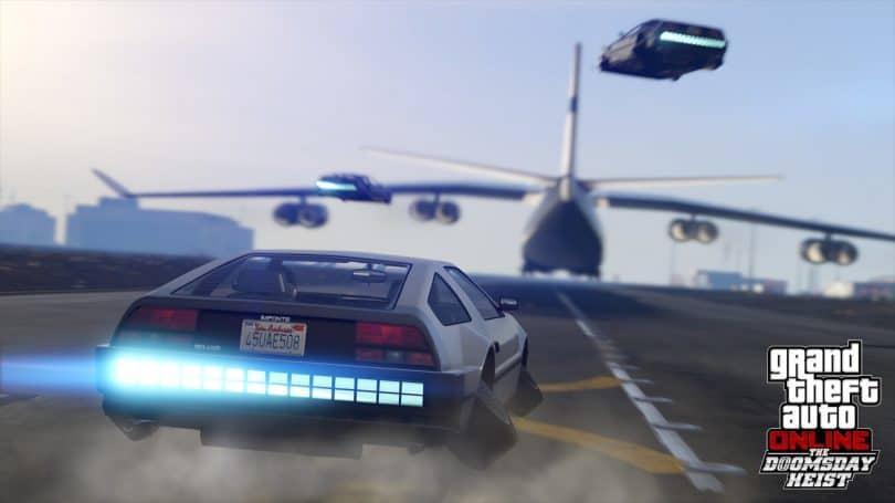 Grand Theft Auto V Premium Edición Online 1