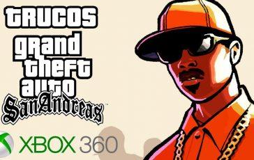 GTA San Andreas: Los mejores trucos y códigos para Xbox 360