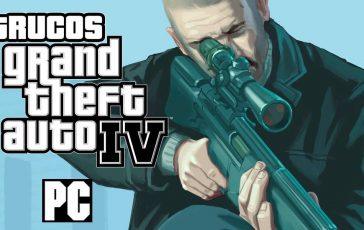 Grand Theft Auto IV: Códigos de truco para el PC