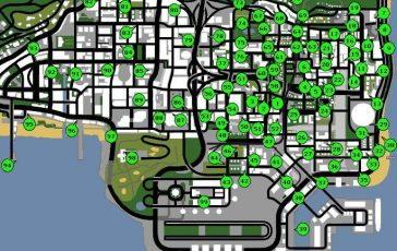 GTA San Andreas: Los mejores trucos y códigos para Xbox 360 1