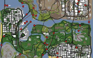 GTA San Andreas: Los mejores trucos y códigos para Xbox 360 2