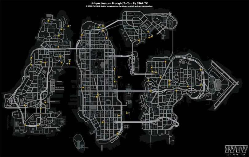 Grand Theft Auto 4: Truco y claves para PS3 4