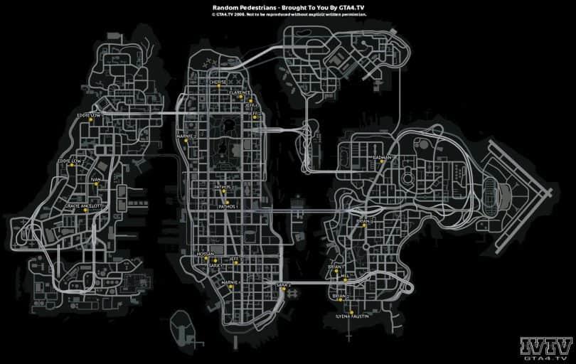 Grand Theft Auto 4: Truco y claves para PS3 3
