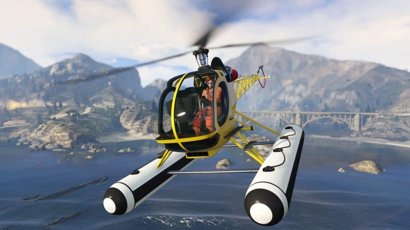 Nuevo trabajo de Vespucci y 3 vehículos nuevos en GTA Online 1