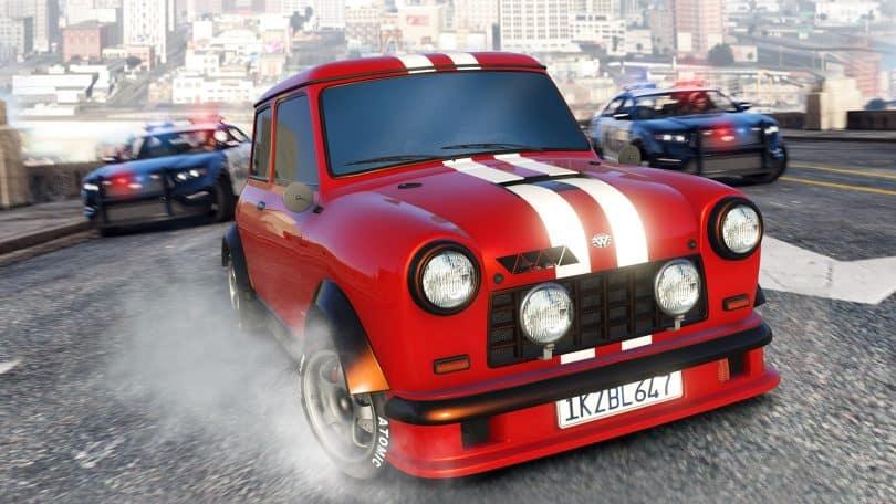 Nuevo trabajo de Vespucci y 3 vehículos nuevos en GTA Online 2