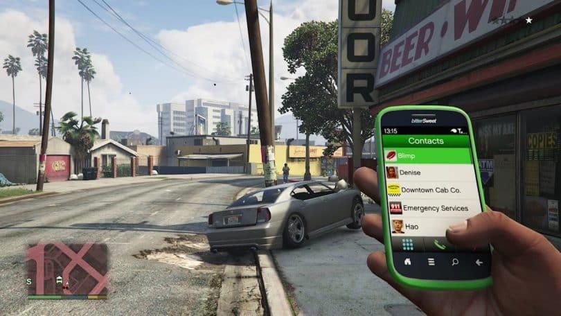 Trucos GTA V Xbox One