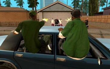 gta san andreas apk + sd