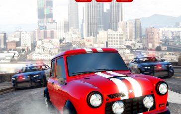 Nuevo trabajo de Vespucci y 3 vehículos nuevos en GTA Online