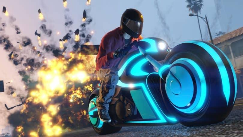Nuevas actualizaciones de Transform Races & Creator en GTA Online 2