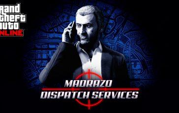 Ya están disponible los nuevos servicios de Madrazo en GTA Online