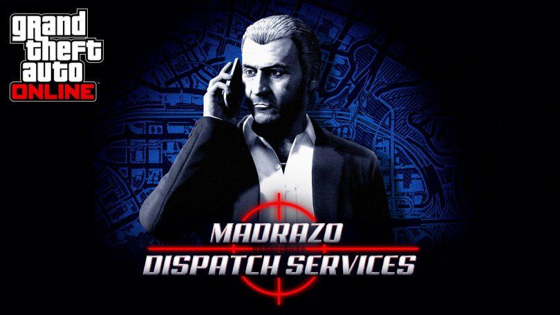 Ya están disponible los nuevos servicios de Madrazo en GTA Online 1