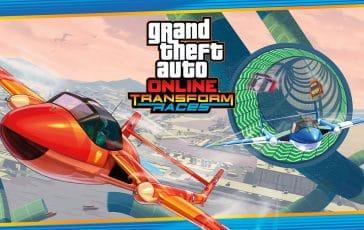 Nuevas actualizaciones de Transform Races & Creator en GTA Online
