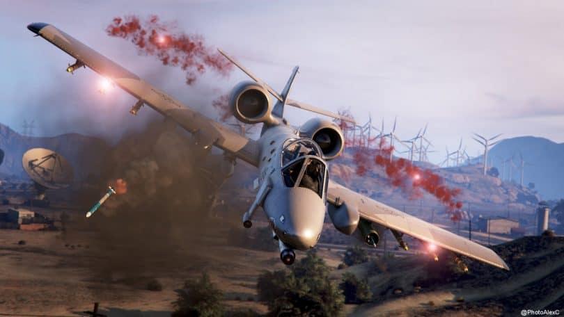DJ Dixon y B-11 Strikeforce ya disponibles en GTA Online 1