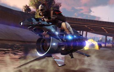 GTA en línea: El nuevo Opressor MK II y el nuevo Terrorbyte ya están disponibles