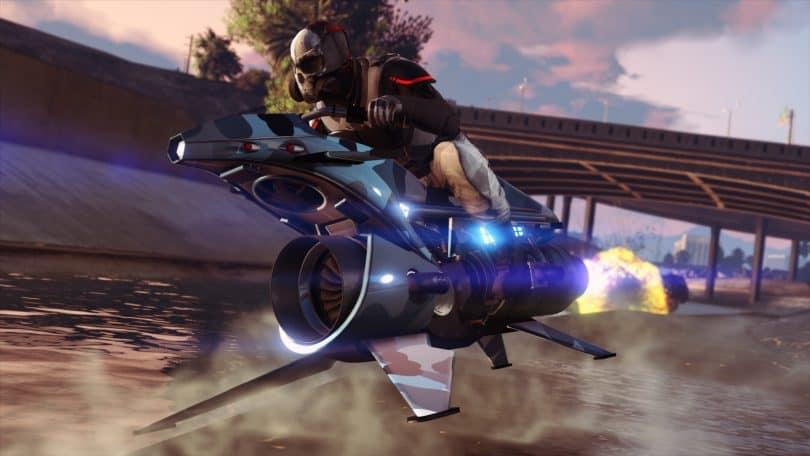 GTA en línea: El nuevo Opressor MK II y el nuevo Terrorbyte ya están disponibles 2