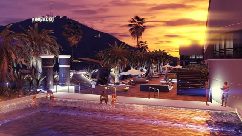 Obtener acceso al Casino de GTA Online