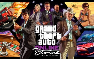 Guía del DLC Diamond Casino de GTA Online