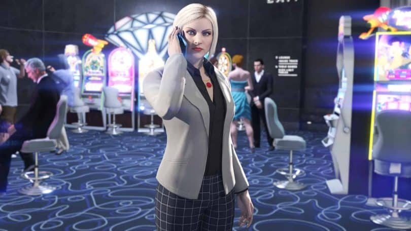Misiones Casino de GTA Online