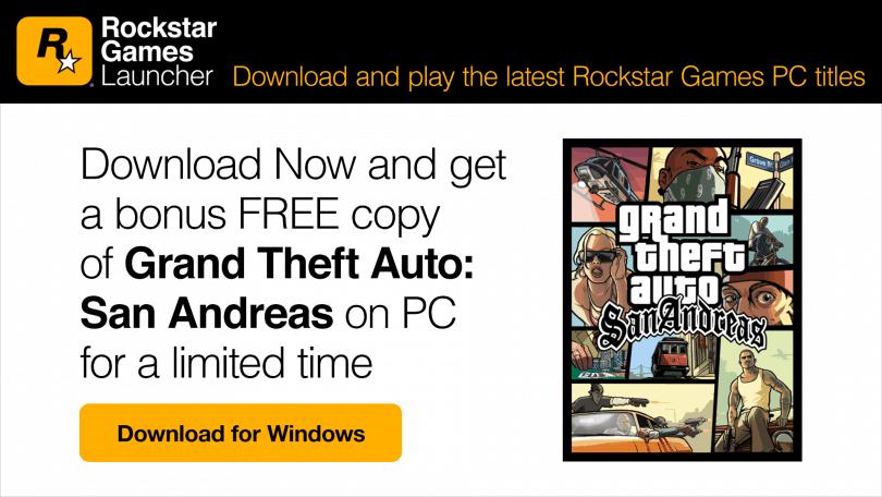 Descarga GTA San Andreas gratis