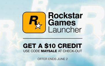 Consigue 10 dólares en el Launcher Rockstar de forma gratuita