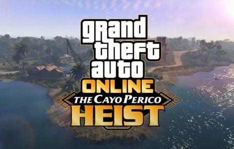 GTA Online: trailer muestra Cayo Perico Heist, la nueva región del juego